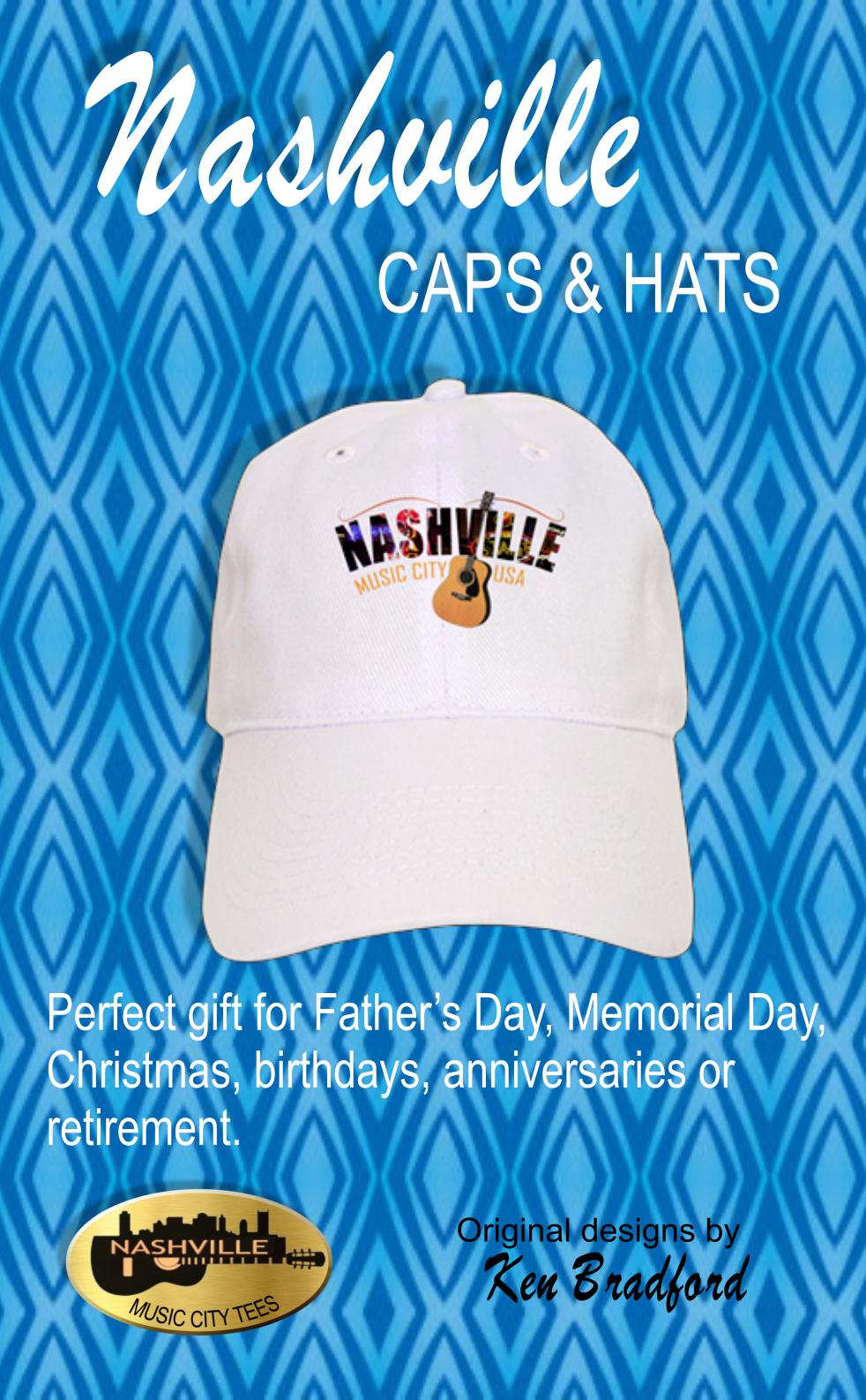 Nashville Music City Usa Baseball Cap A Vintage Nashville Tn Design To Celebrate Country Music In Music C Perfect Gift For Dad Music City Nashville Nashville