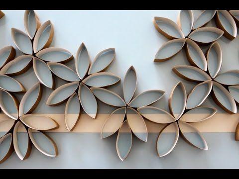 Cara Membuat Kerajinan Tangan Dari Kertas Karton Hiasan Dinding