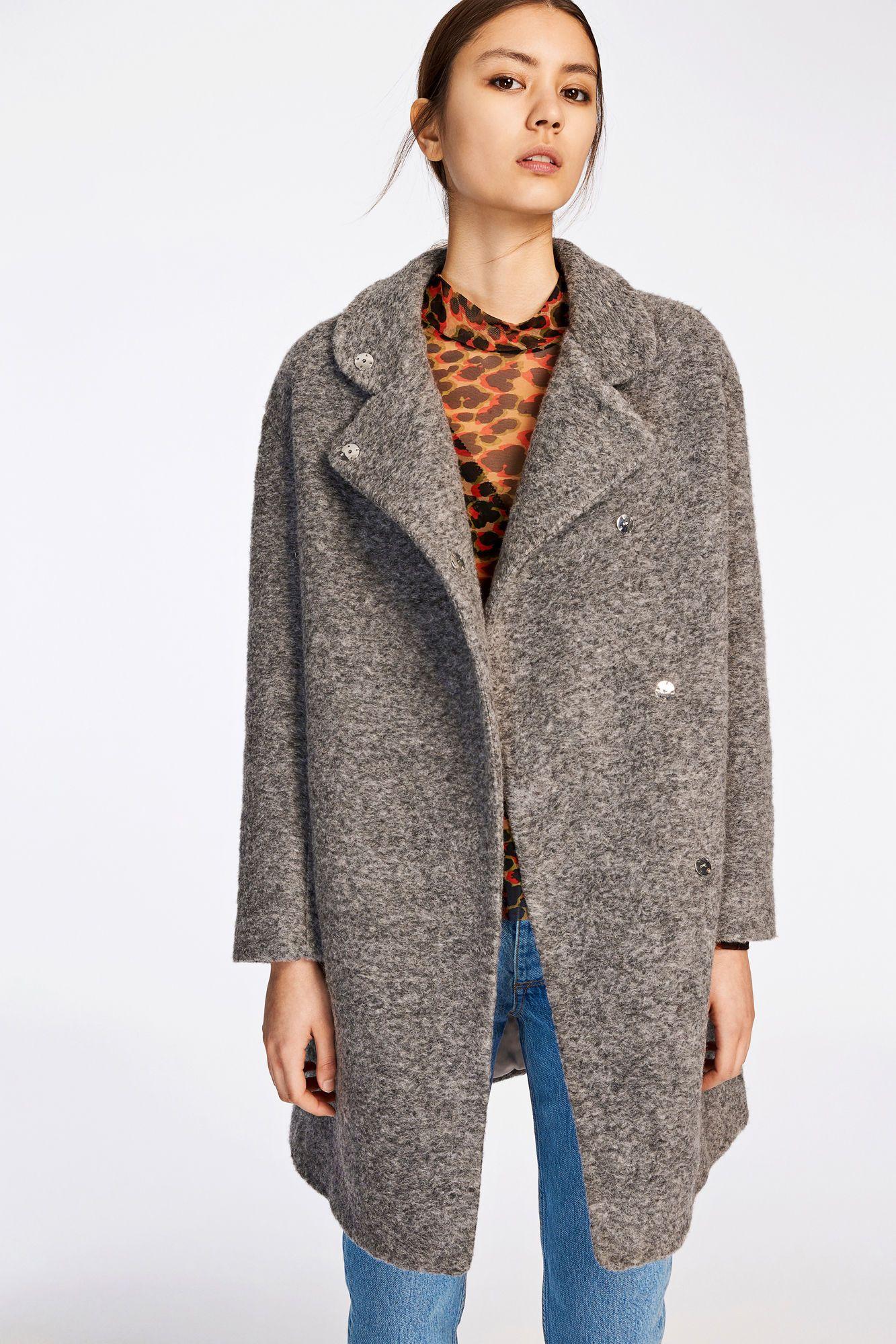 Mildred jacket 7210, GREY MEL. Kr 2499