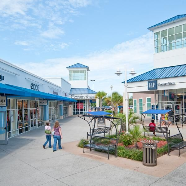 Check Out Tanger Outlets In Myrtle Beach And Get Some Great Deals At Brand Name Outlet