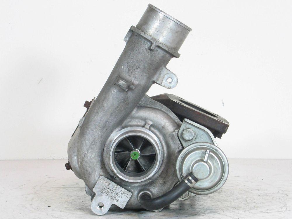 Used Oem Borgwarner K0422 881 Turbo Mazda Speed 3 6 Disi Mzr 2 3l 53049889901 Mazda Mazda Cx 7 Turbo