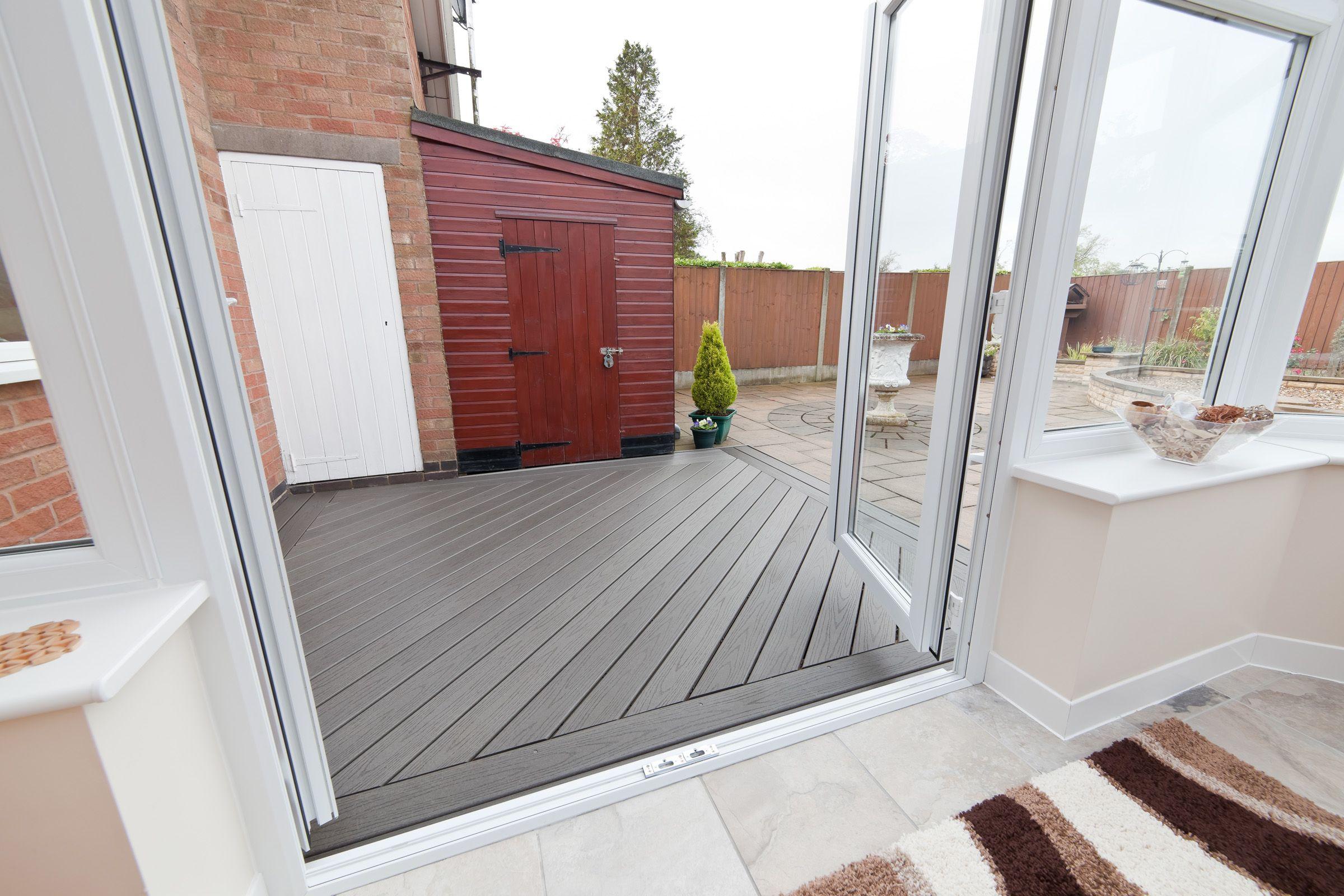 outside wedding floor for uneven ground,deck veneer lowes