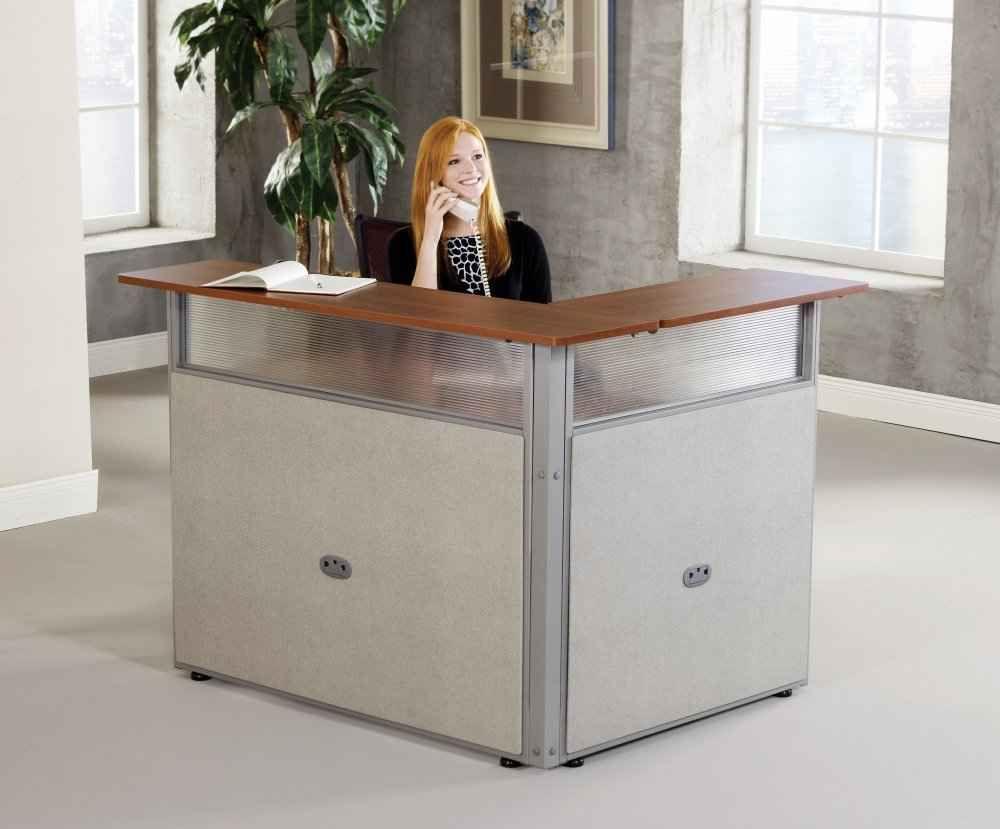 Small Office Reception Desk Ideas