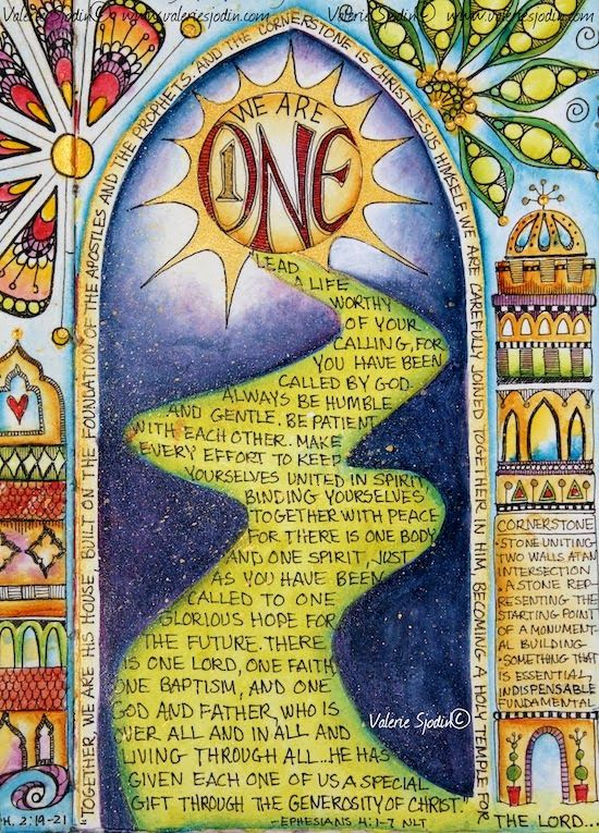 visual blessings - Identity journal, Heavenly Citizen