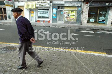 Risultati immagini per man walking hands behind back