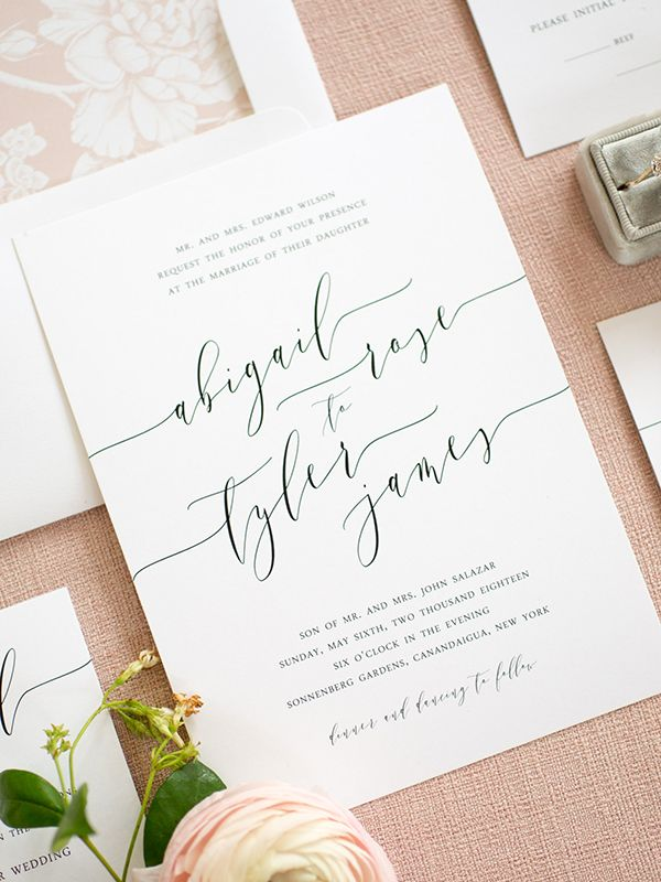 We cannot get enough of these clean simple and elegant