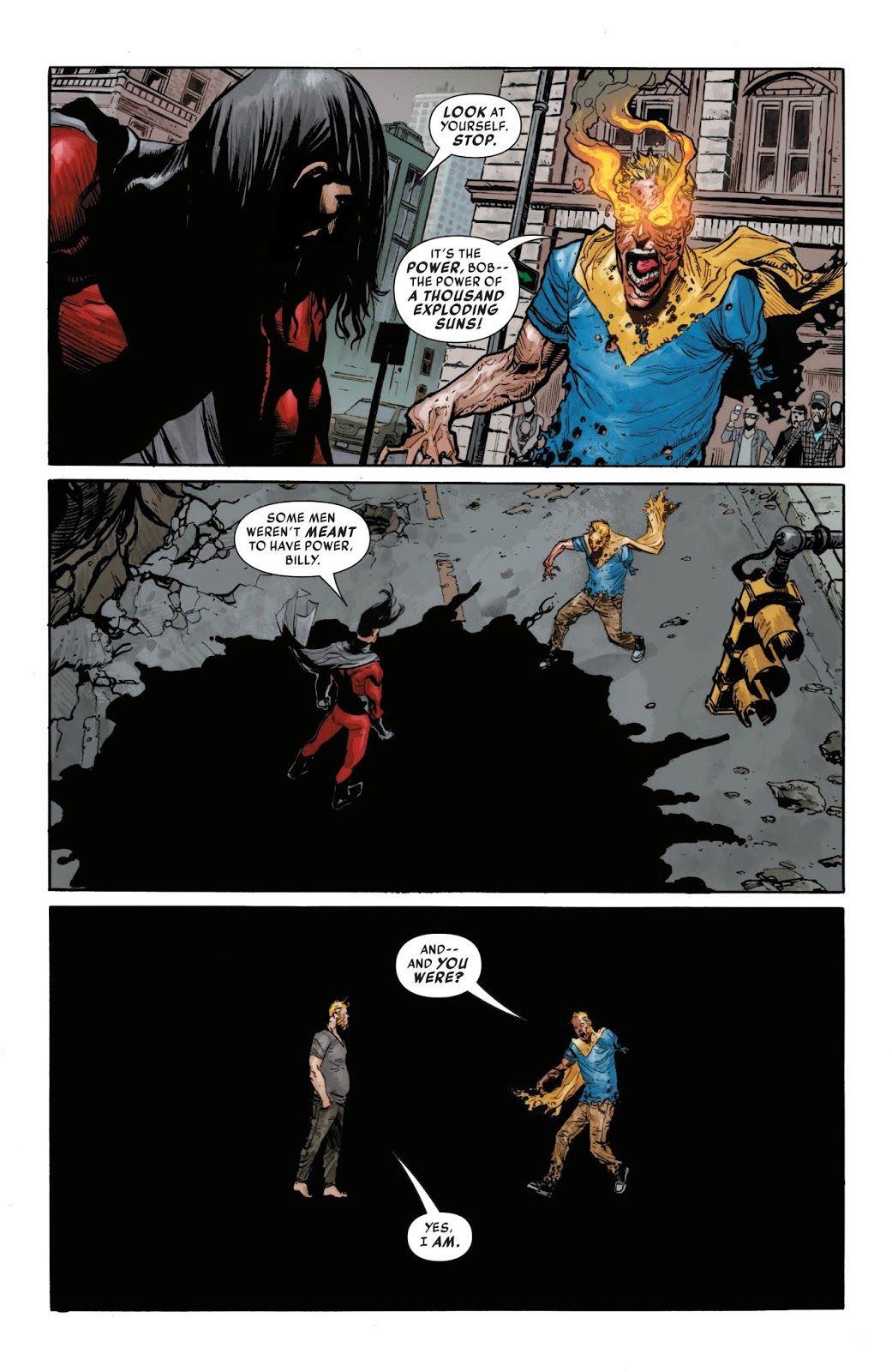 Sentry 5 2018 Comics, Marvel, Anime