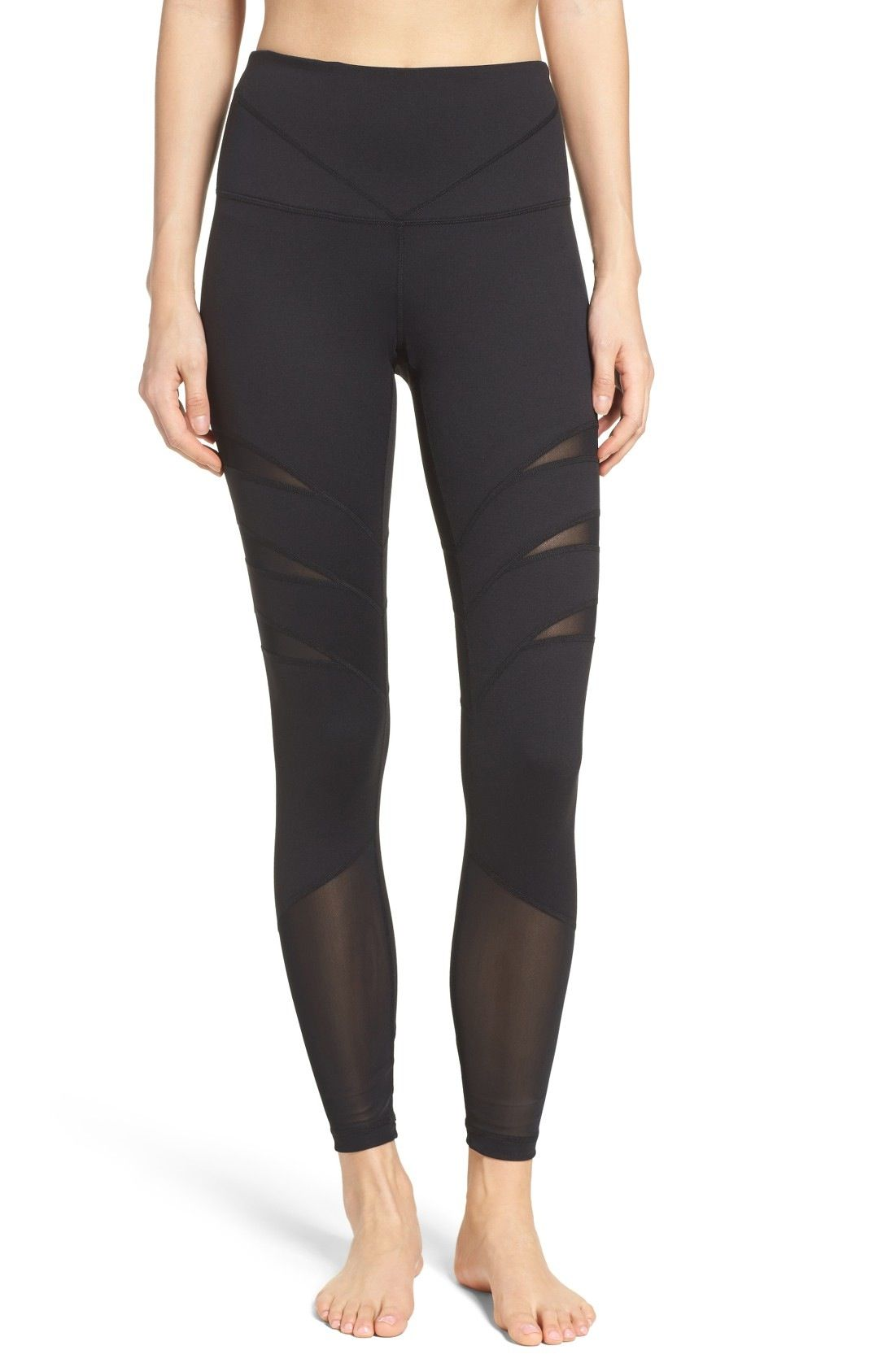 Zella Flash High Waist Leggings available at #Nordstrom