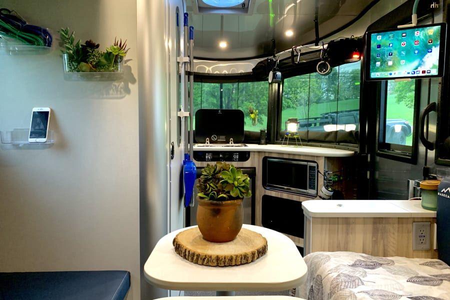 2019 Airstream Base Camp X Trailer Rental In Allentown Pa Outdoorsy In 2020 Airstream Basecamp Airstream Rv Living