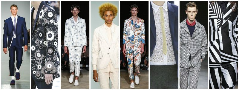 #LCM Spring Summer 2016 Trends - NOWFASHION