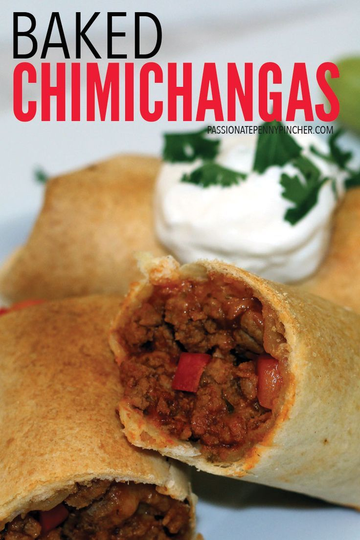 Baked Chimichangas. Passionate Penny Pincher is the #1 source printable & online coupons! Get your promo codes or coupons & save.