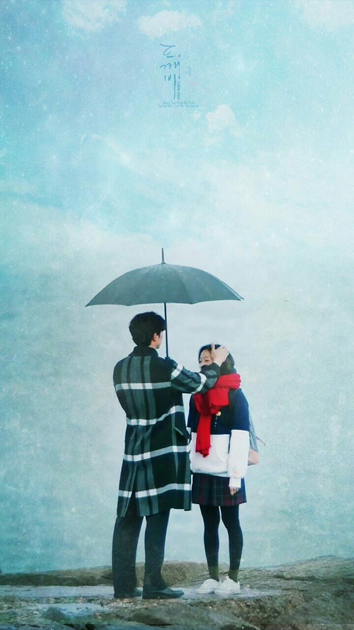 See You Soon Quotes Wallpapers Kim Go Eun Gong Yoo Goblin Korean Pinterest Gong