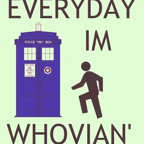 Whovian or no life