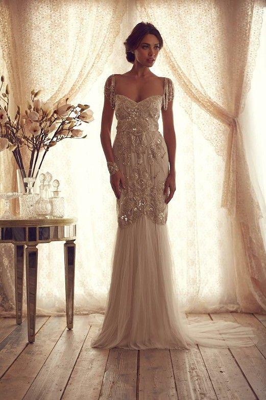 Gossamer Collection - Anna Campbell designer bridal fashion ...