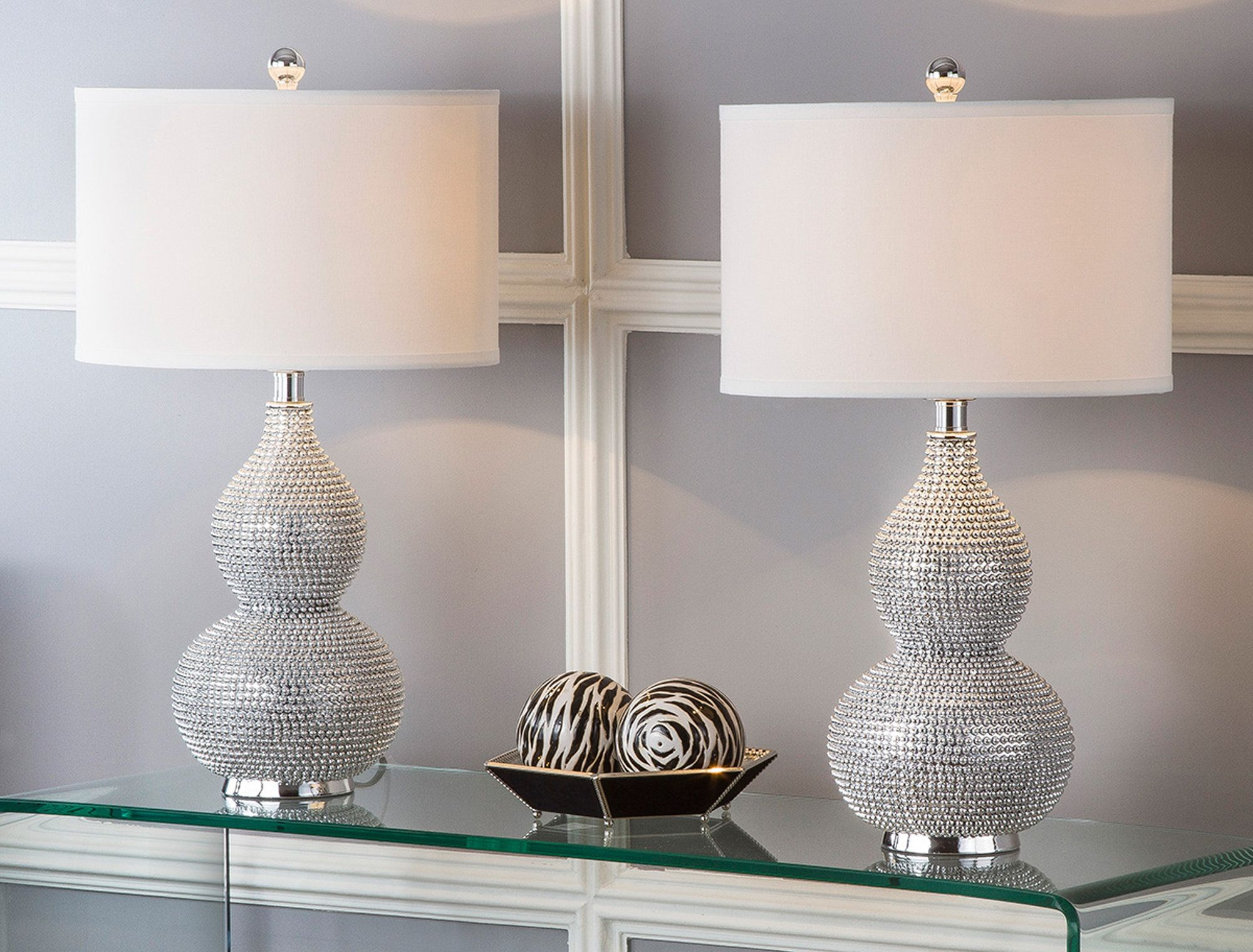 "marini 25"" table lamp set  lamps living room table lamp"