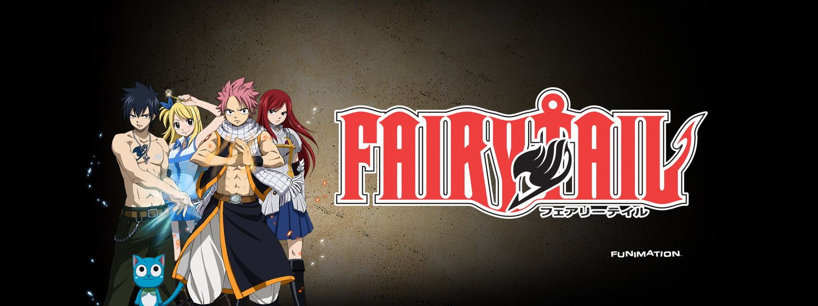 can watch on hulu or crunchyroll ) Watch fairy tail
