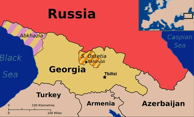 Abkhazia in Eurasia Western Asia and Eastern Europe Projects to