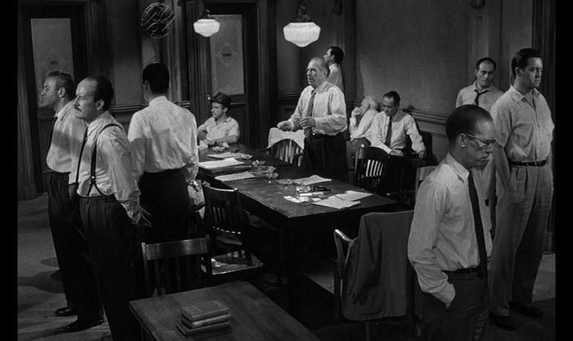 film110 / Camera Movement in 12 Angry Men