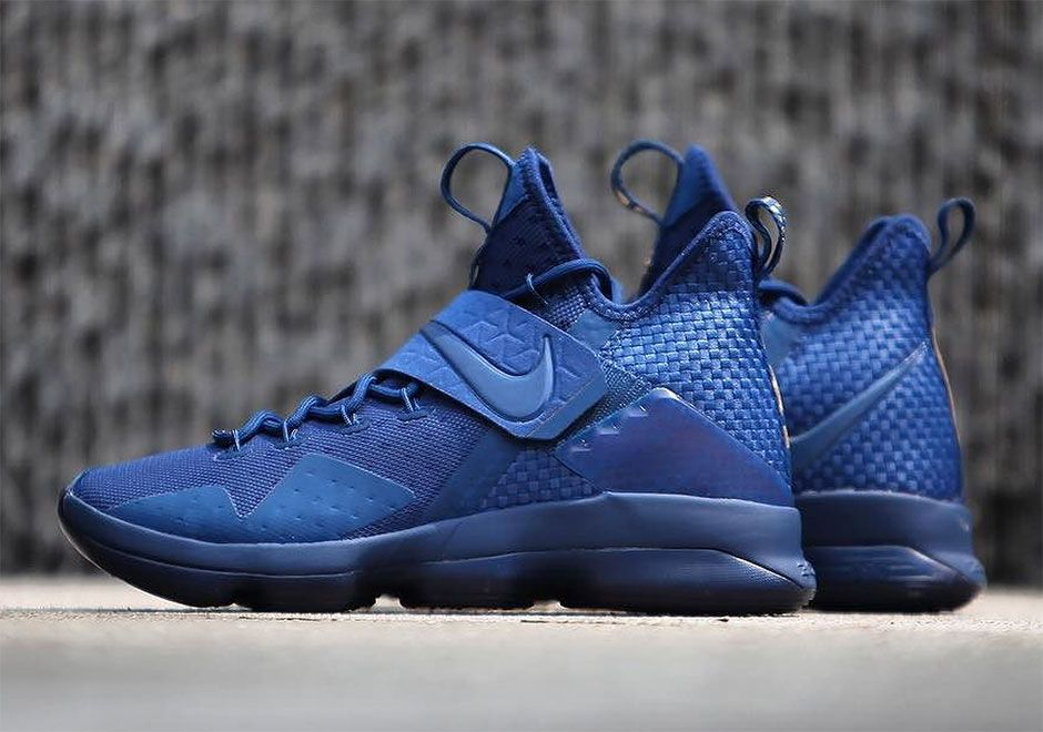 """71ae33864aaac  sneakers  news The Nike LeBron 14 """"Agimat"""" Is Releasing Worldwide This  Saturday"""