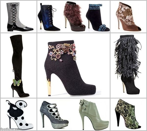 Shoes and boots.