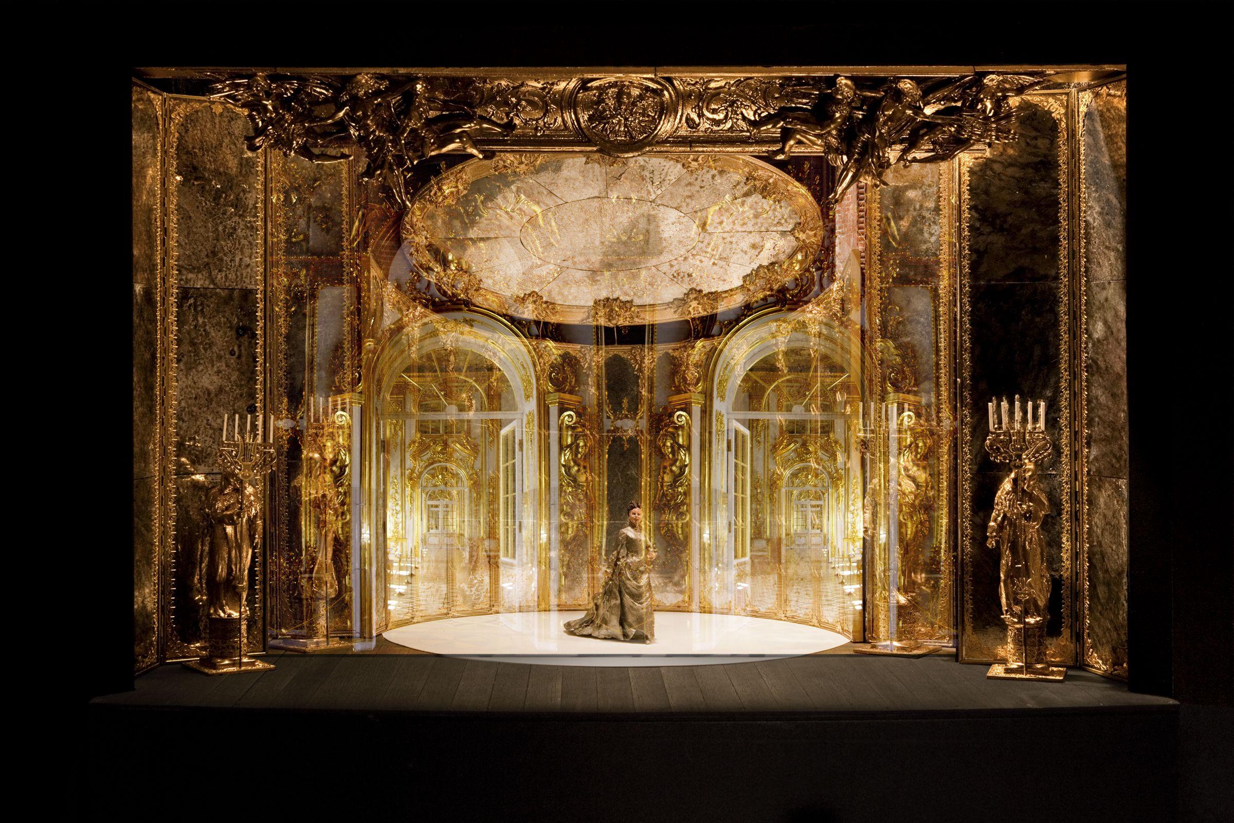 The Phantom of the Opera' UK Mega Tour Cameron MacKintosh
