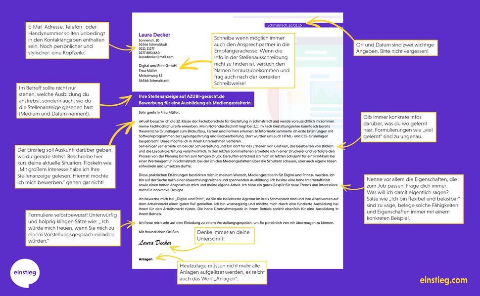 Bewerbungsschreiben Das Perfekte Anschreiben Fur Deine Bewerbung Einstieg Perfektes Anschreiben Bewerbung Schreiben Bewerbungsschreiben
