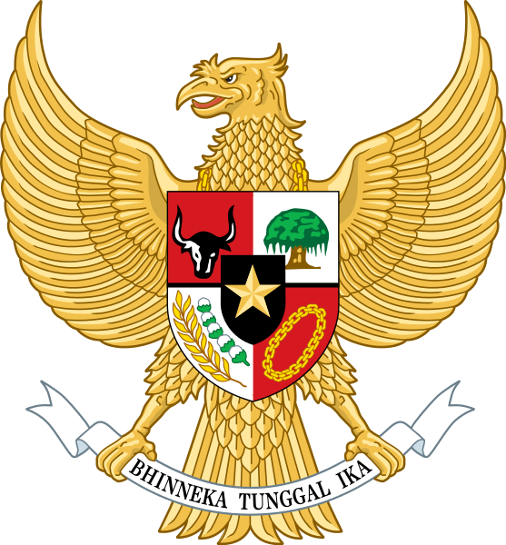 File National Emblem Of Indonesia Garuda Pancasila Svg Coat Of Arms Indonesia Emblems