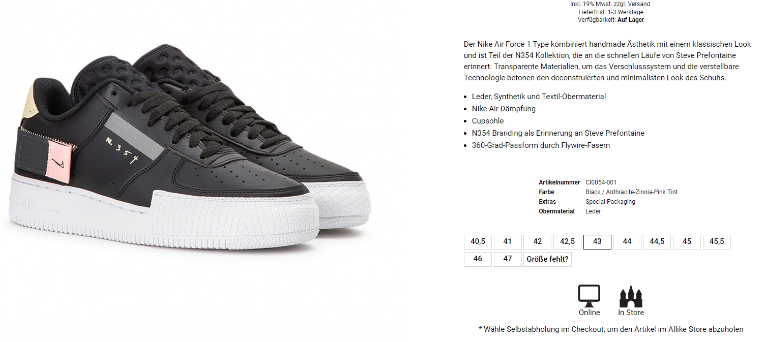 air force 1 release black