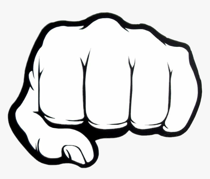 Google Image Result For Https Www Pngitem Com Pimgs M 170 1700134 Punch Punchsticker Sticker Fist Black And Whit In 2020 Clip Art Awesome Car Decals Graffiti Drawing