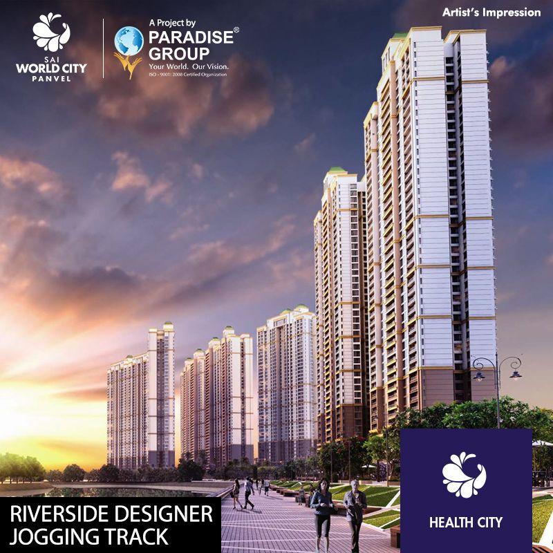 Sai World City, Panvel www.paradisegroup.co.in Contact: 022 2783 1000 #paradise #paradisebuilders #realestate #luxury #luxurioushouse