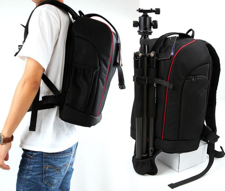 China dictry factory waterproof photograph backpack fashion trave ...
