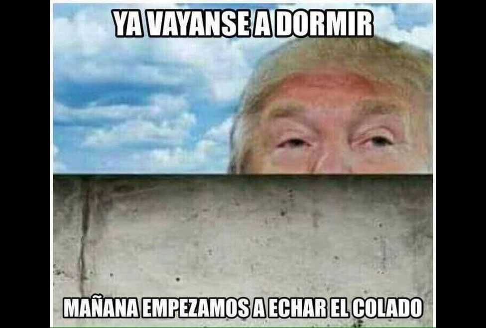 Donald Trump Funny Memes In Spanish : The sudneu morning therald guess who us president donald trump