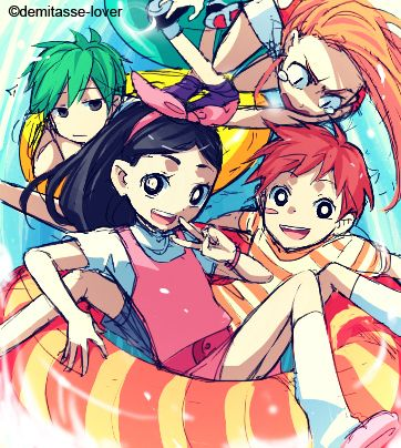Phineas And Ferb Anime I Thought I Couldn T Love This Show More