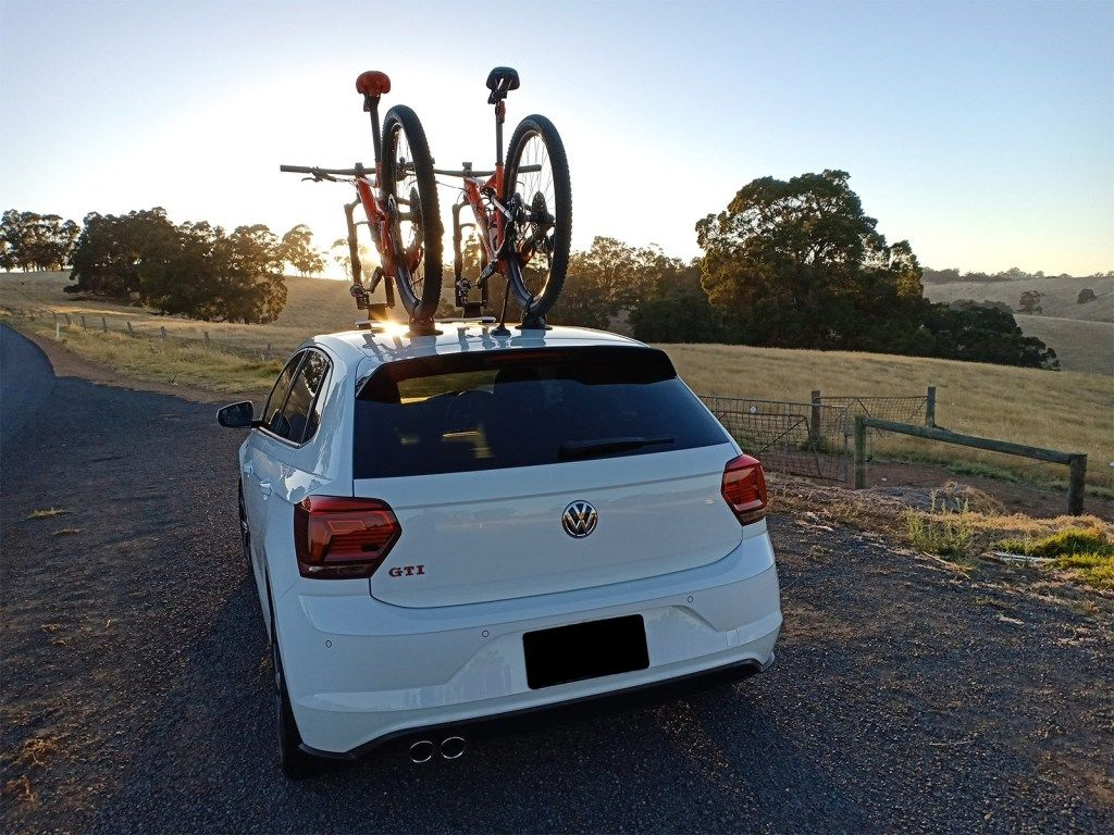 Vw Polo Gti Bike Rack Seasucker Down Under In 2020 Vw Polo Gti