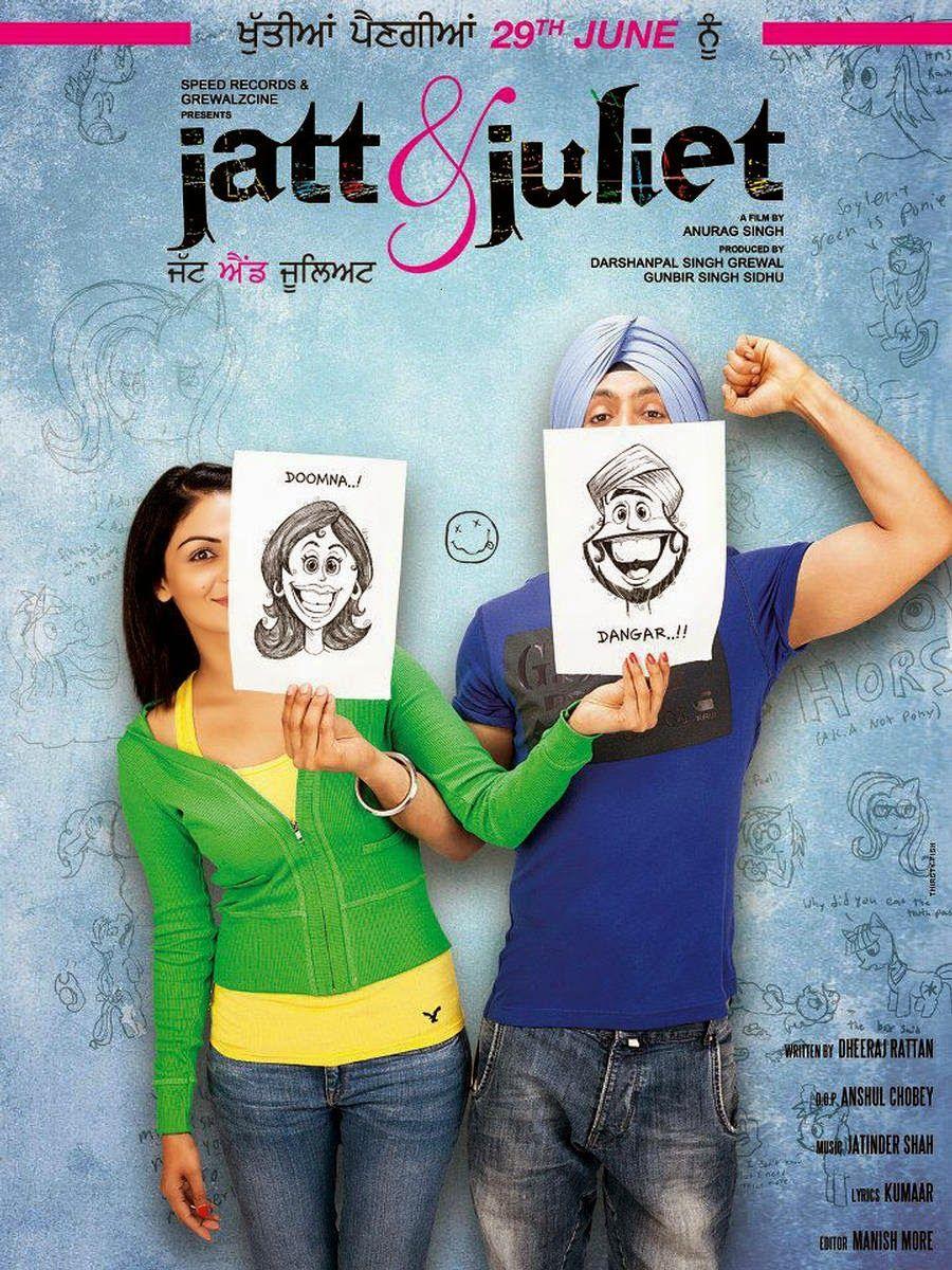 Jatt & Juliet Full Punjabi Movie Watch Online And Free