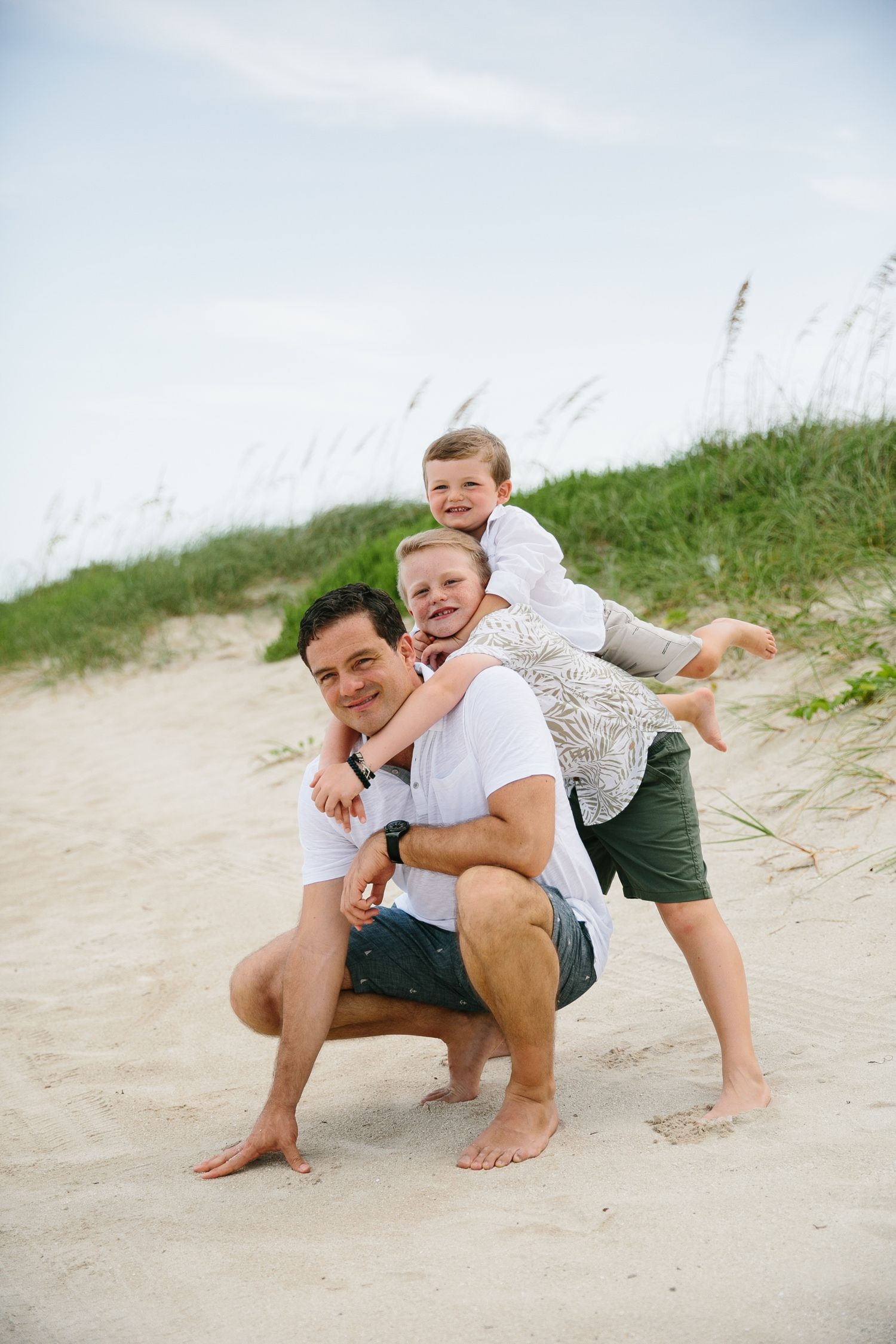 Family Pictures In Miami Beach With