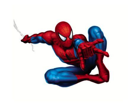 £74.99  Spider-Man Shooting Premium Poster at Art.co.uk