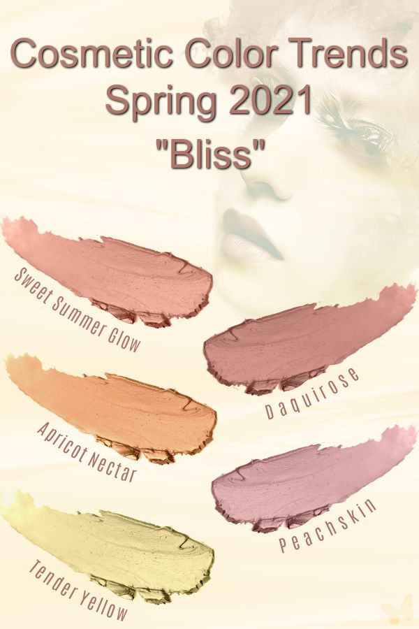Cosmetic Color Trends Spring Makeup Trend