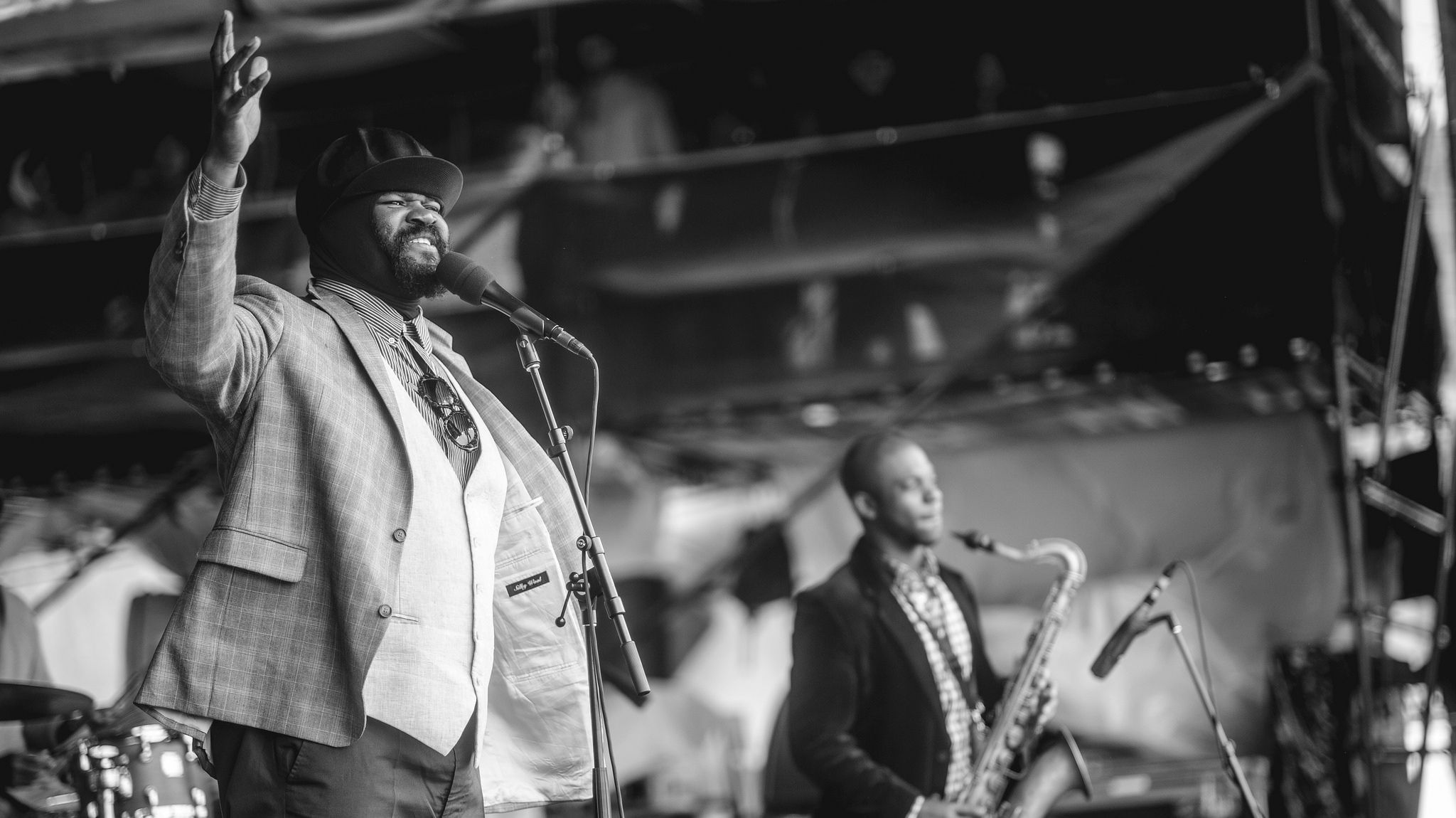 Image result for gregory porter""