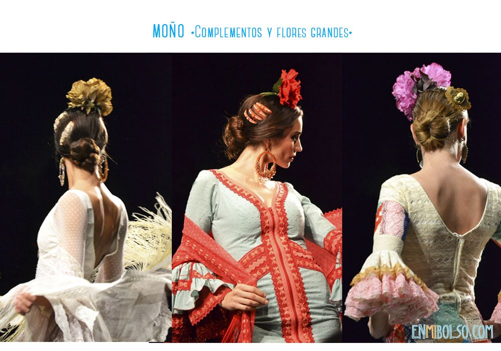 Más agudo peinados feria de abril 2021 Colección de ideas de color de pelo - Feria del Abril de Sevilla: peinados y recogidos | Peinado ...