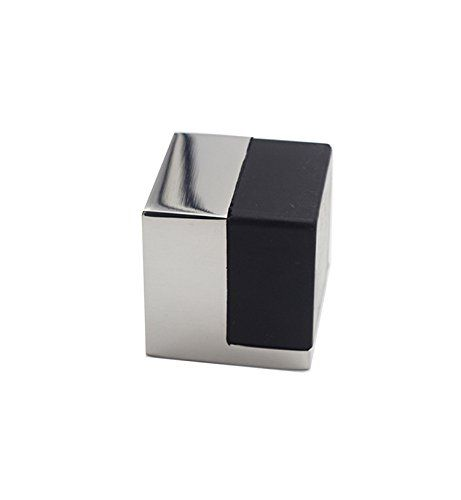 Modern Square Wall Mounted Door Stop Bumper Stainless S Https Www Amazon Com Dp B07222fd38 Ref Cm Sw R Pi Dp Modern Square Polished Chrome Chrome Finish