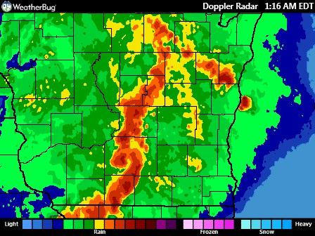 Manitowoc Wisconsin Doppler Radar Map Things for My Wall