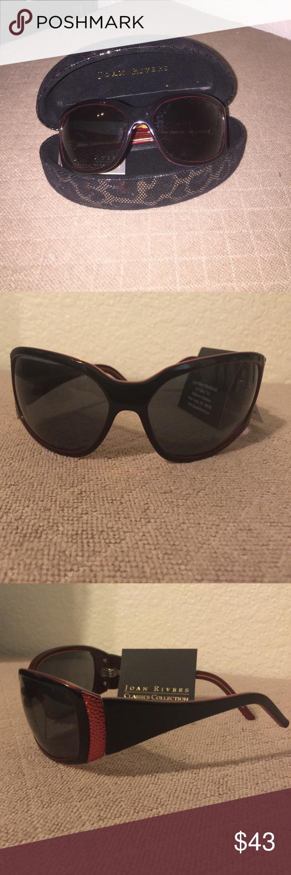 89030ed74425f Joan Rivers Classic Collection Sunglasses Joan Rivers Classic Collection  Sunglasses - Gorgeous and elegant sunglasses Joan Rivers Accessories  Sunglasses