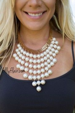 Perfection in Pearls Necklace