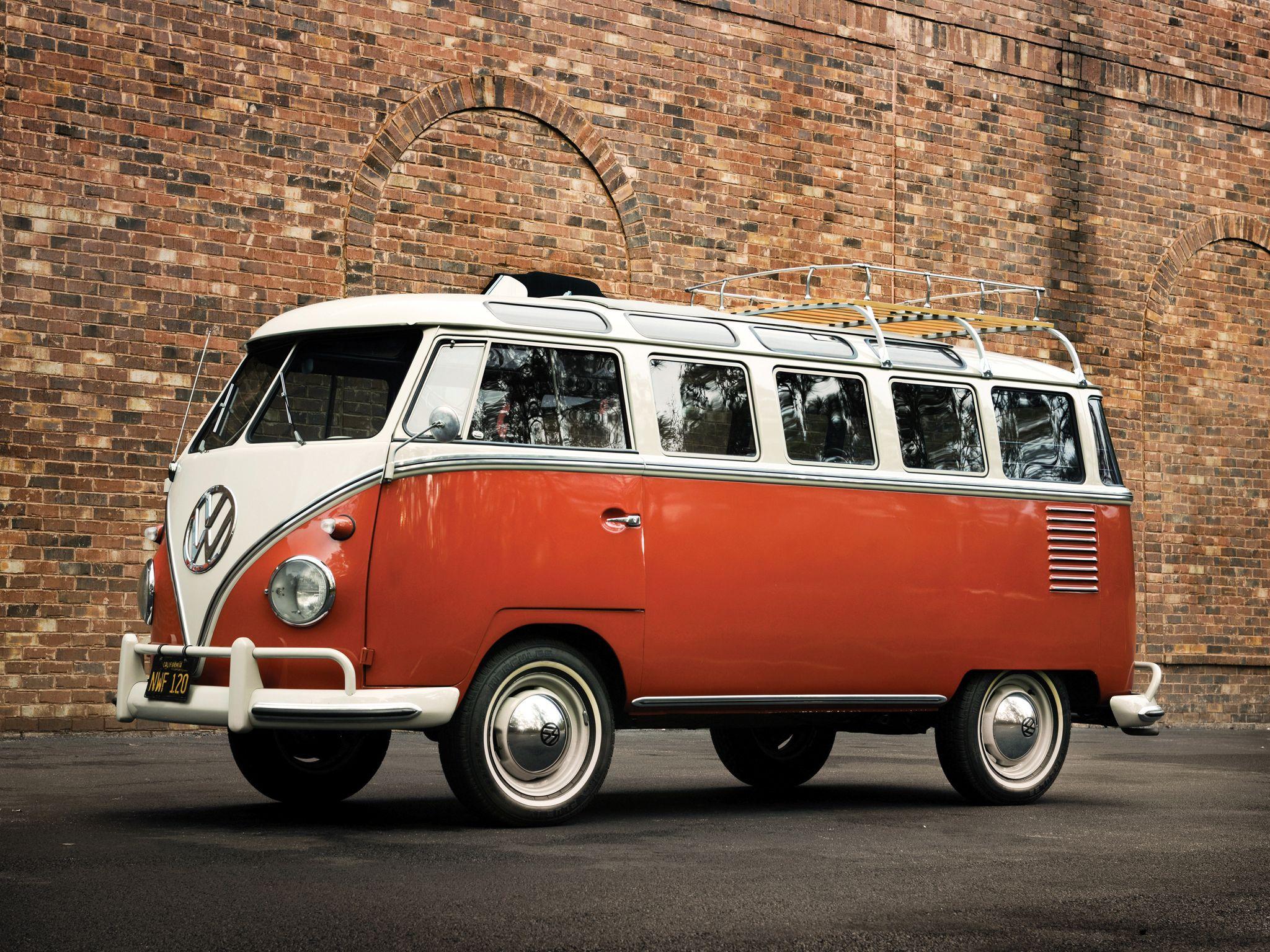 volkswagen t1 deluxe samba bus 39 1958 62 nice wheels. Black Bedroom Furniture Sets. Home Design Ideas