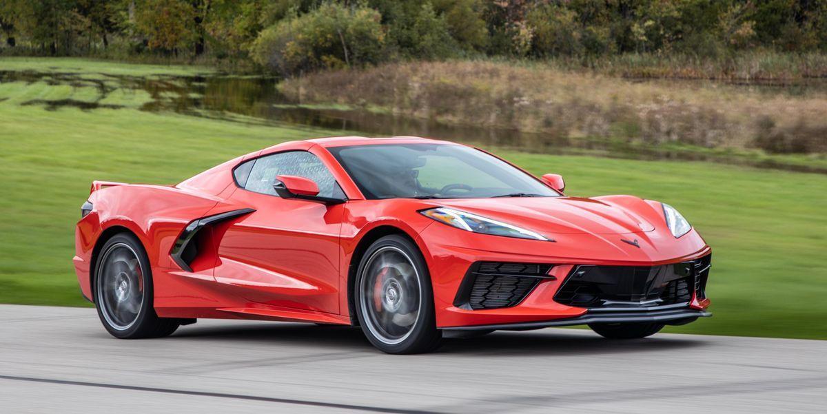 2020 Chevy Corvette Z51 Hits 60 Mph In 2 8 Seconds Chevy Corvette Corvette Chevy