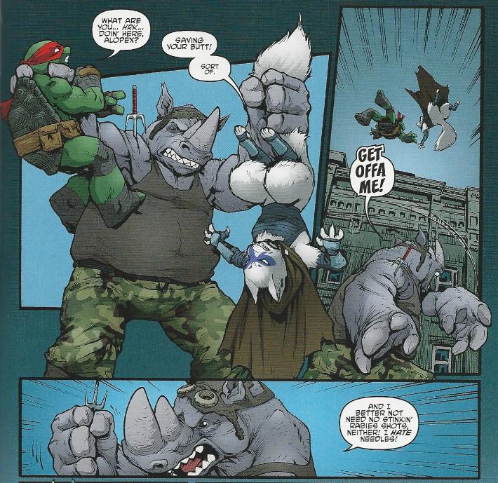 Teenage Mutant Ninja Turtles #39-40: - 1244.6KB