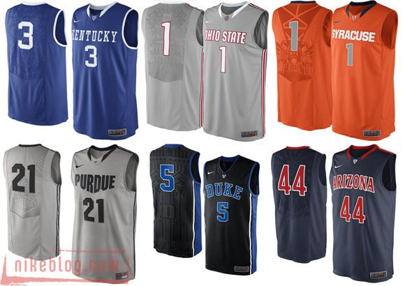 aebae2c04 Nike Basketball Uniforms | Nike Authentic Elite College Basketball Jerseys  | Myriad Teams .
