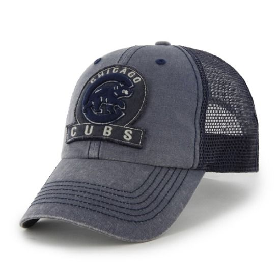 54210cdf5a8 Chicago Cubs Chinook Adjustable Cap by  47 Brand