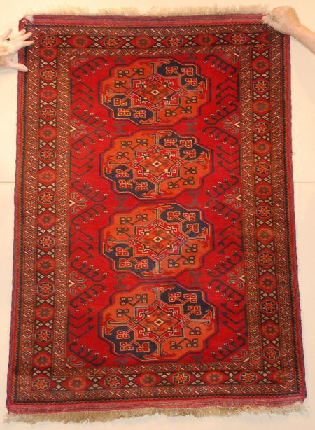 Afghan Rugs Business As Usual Part 2 The Rugs And Textiles